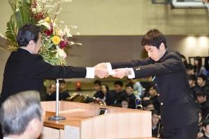 29.高校卒業式10