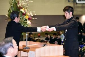 29.高校卒業式11