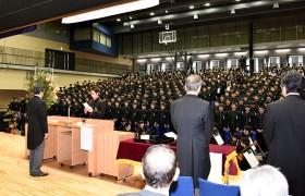 29.高校卒業式