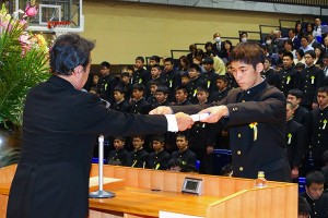 29.中学卒業式11