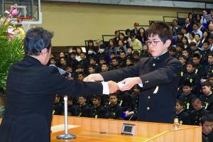 29.中学卒業式12