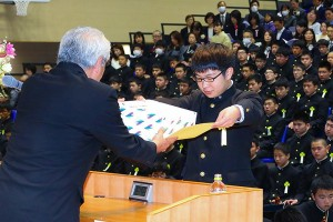 29.中学卒業式15