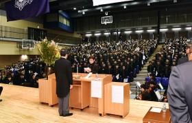 30.中学入学式