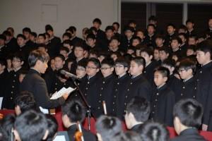 中学・高校入学式15