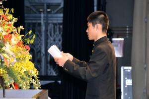 中学・高校入学式17