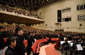 中学・高校入学式