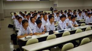高1 簿記体験授業06