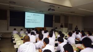 高1 簿記体験授業08