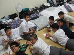 中2 移動教室09