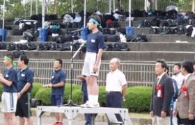 生徒会桜山祭体育の部(中学)