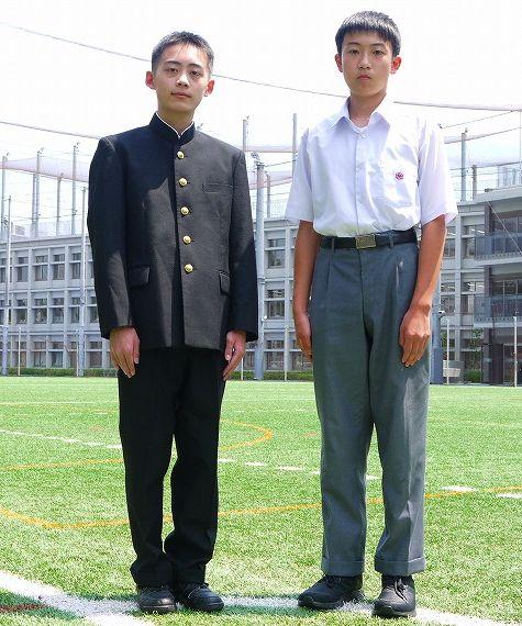 20.制服(中学生)