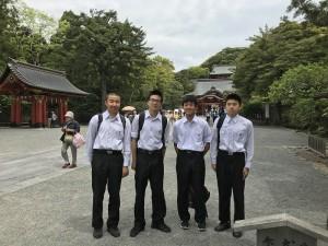 30.中3校外学習02