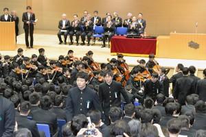 30.高校卒業式26