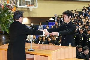 30.中学卒業式09
