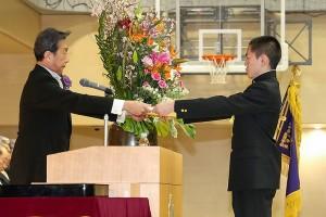 30.中学卒業式17