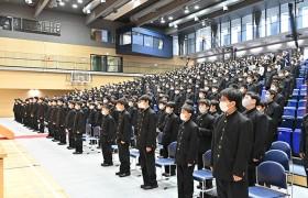 R03.中学入学式