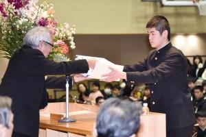 30.高校卒業式16