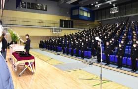 R01.高校卒業式