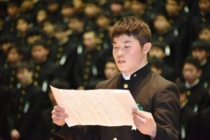 30.高校卒業式25