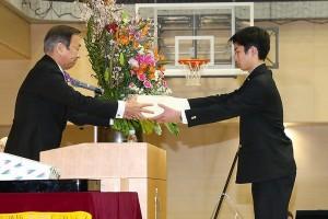 30.中学卒業式12