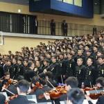 30.中学卒業式