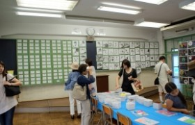 生徒会桜山祭文化の部 【教科・入試広報】