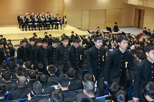 30.中学卒業式28