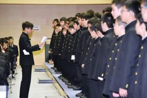 H31.中学入学式12
