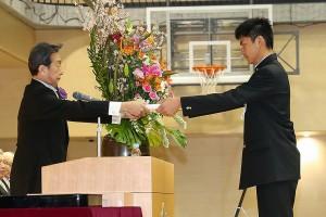 30.中学卒業式16