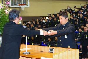 29.中学卒業式13