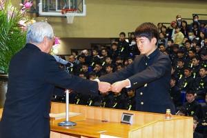 29.中学卒業式16