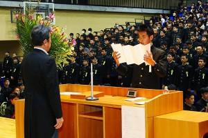 29.中学卒業式21