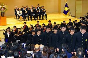 29.中学卒業式23
