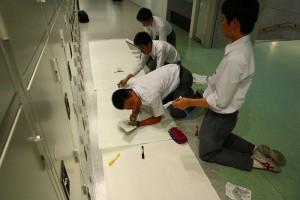 R01.桜山祭文化の部 準備中01