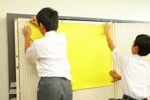 R01.桜山祭文化の部 準備中07