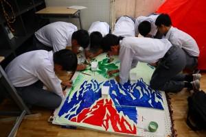R01.桜山祭文化の部 準備中04