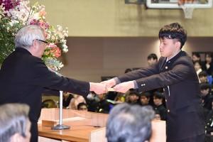 30.高校卒業式17