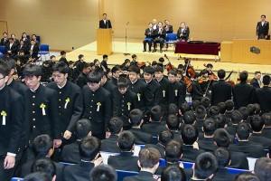 30.中学卒業式27