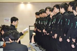 30.高校卒業式24