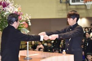 30.高校卒業式12