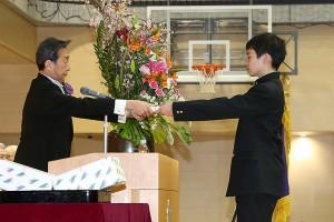 30.中学卒業式11